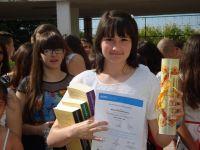 Ученик на годината - Мария Станиславова