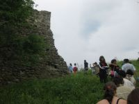 На път за крепостта
